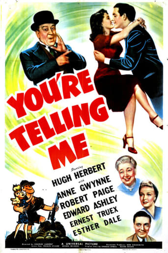 Poster of You're Telling Me