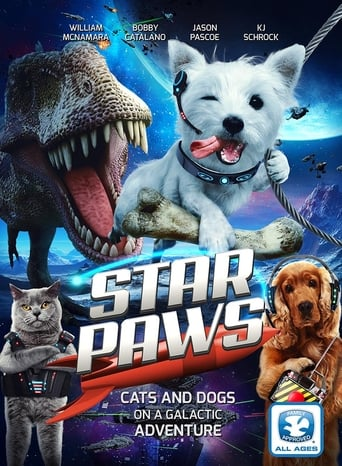 Poster of Star Paws