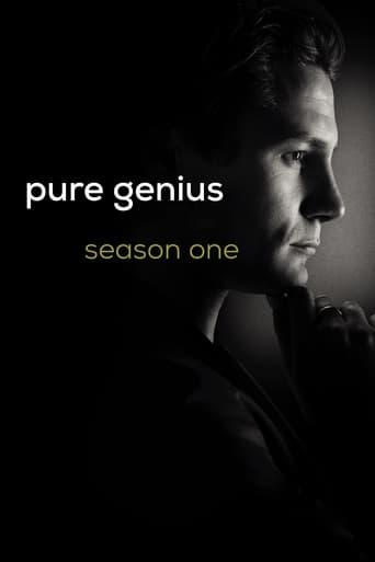 Tikras genijus / Pure Genius (2016) 1 Sezonas LT SUB