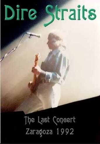 Poster of Dire Straits: The Last Concert - Zaragoza 1992