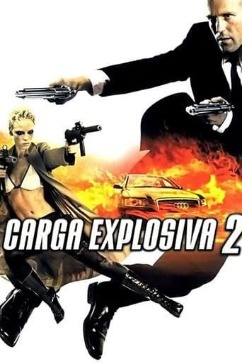 Carga Explosiva 2 - Poster