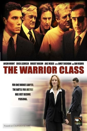 Poster of The Warrior Class