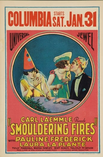 Poster of Smouldering Fires