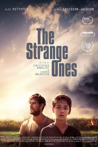 Poster of The Strange Ones