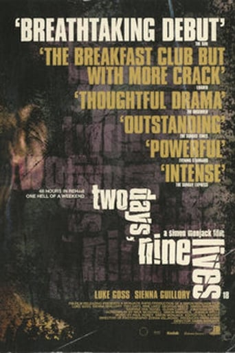 Poster of Two Days, Nine Lives