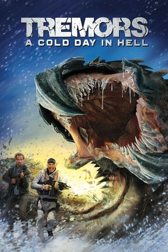 Poster of Tremors: A Cold Day in Hell