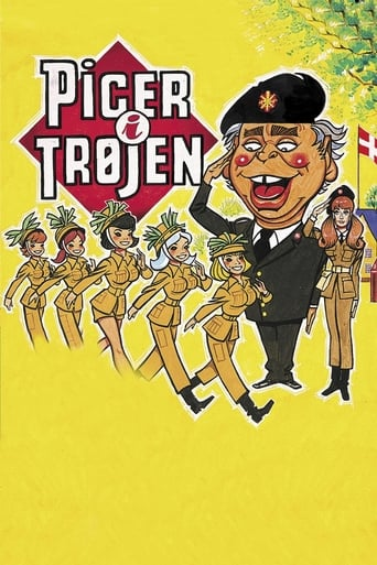 Poster of Piger i trøjen