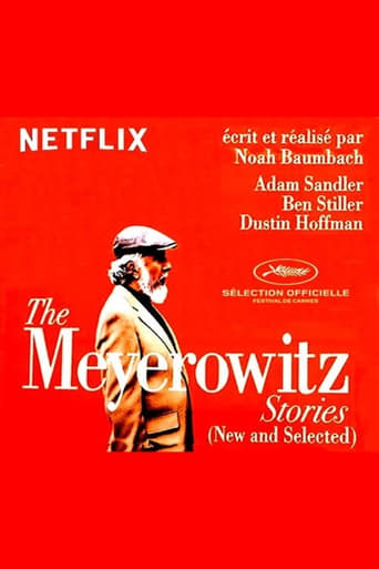 Poster of The Meyerowitz Stories fragman