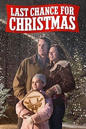 Poster of Last Chance for Christmas