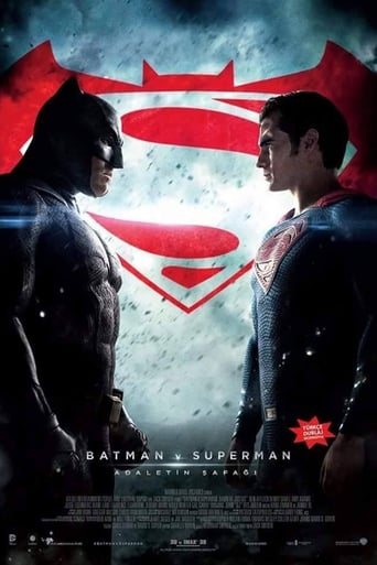 Poster of Batman ve Superman: Adaletin Şafağı