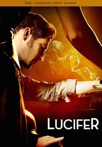 Liuciferis / Lucifer (2016) 1 Sezonas
