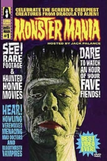 Poster of Monster Mania
