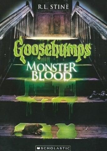Poster of Goosebumps: Monster Blood