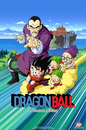 Dragon Ball Filme Uma Aventura Mística Dublado BD 1080p Download Torrent