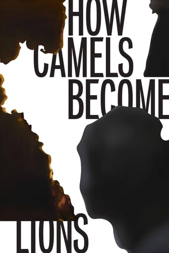 Poster of How Camels Become Lions