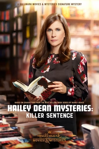 Poster of Hailey Dean Mysteries: Killer Sentence