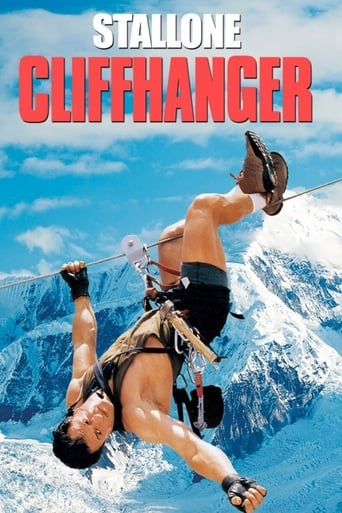 Poster of Cliffhanger