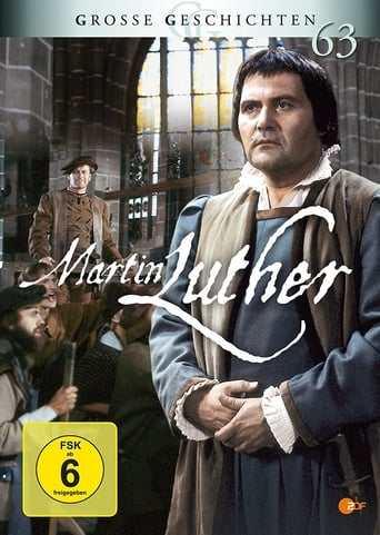 Poster of Martin Luther