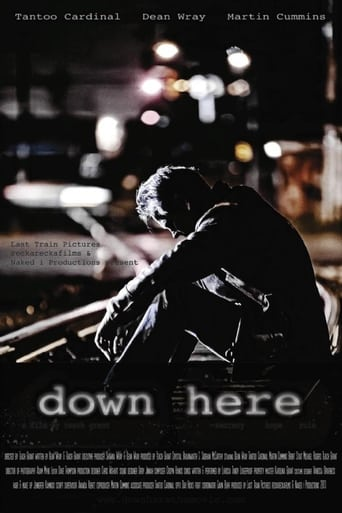 Poster of Down Here