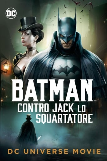 Batman contro Jack lo squartatore John DiMaggio  - Chief Bullock / Big Bill Dust / Additional Voices (voice)
