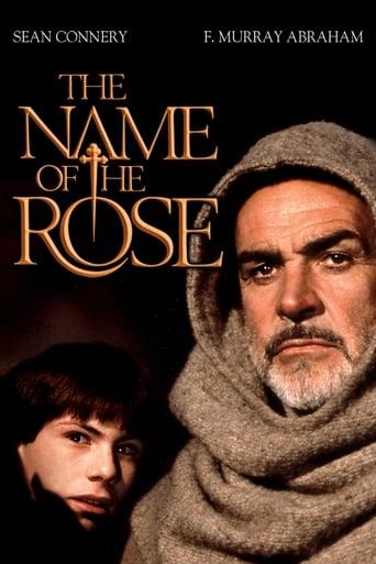 O Nome da Rosa - Poster