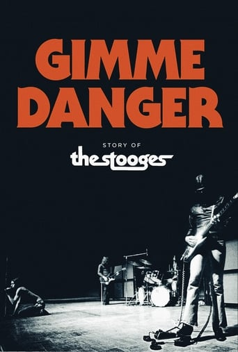 Poster of Gimme Danger