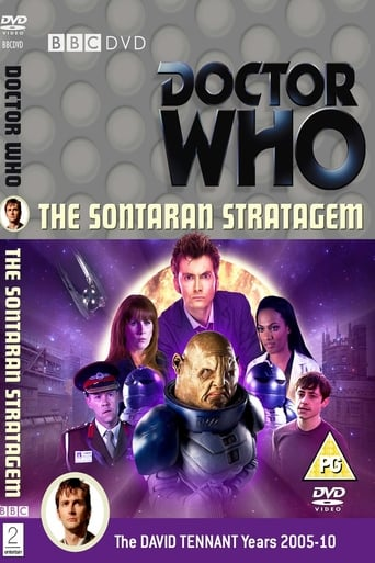 Poster of Doctor Who: The Sontaran Stratagem fragman