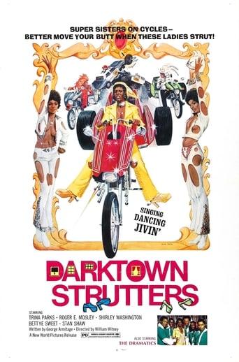 Poster of Darktown Strutters