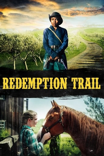 Poster of Redemption Trail