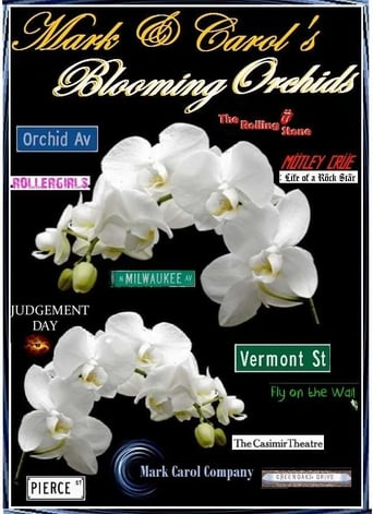 Poster of Mark and Carol's Blooming Orchids