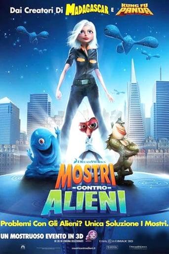 Poster of Mostri contro alieni