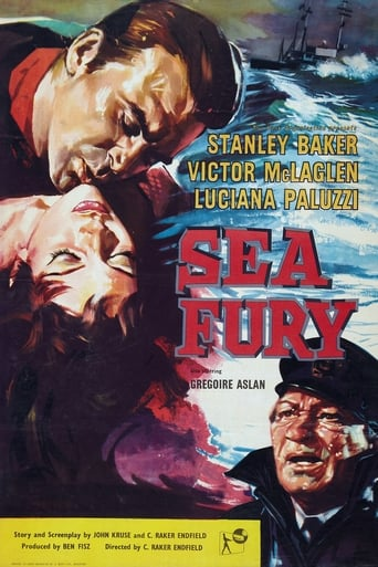 Poster of Sea Fury