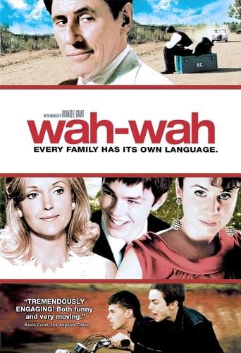 Poster of Wah-Wah
