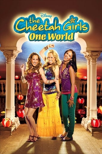 The Cheetah Girls: One World Poster