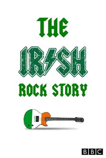 Poster of The Irish Rock Story: A Tale of Two Cities