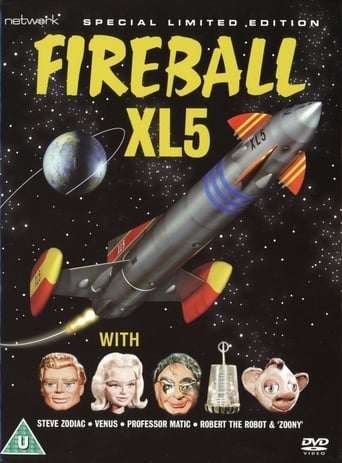 Poster of Fireball XL5
