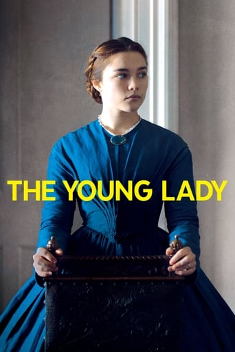 Poster of The Young Lady