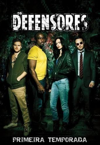 Os Defensores 1ª Temporada - Poster