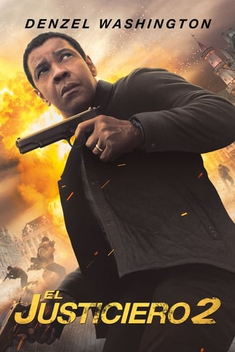 Poster of The Equalizer 2 (El protector 2)