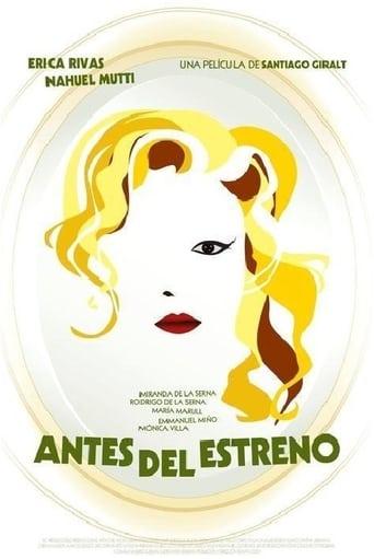 Poster of Antes del estreno