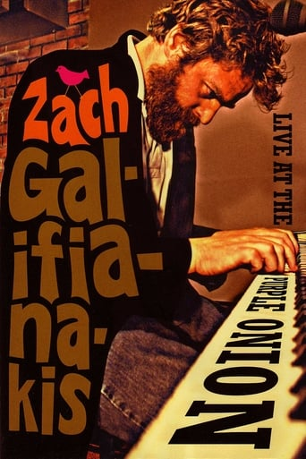 Poster of Zach Galifianakis: Live at the Purple Onion