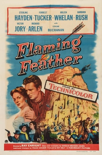 Poster of Flaming Feather