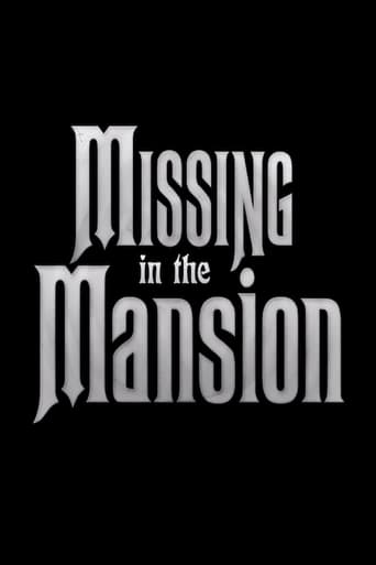Missing in the Mansion