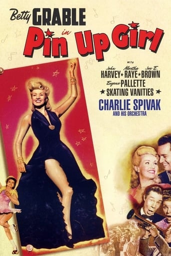 Pin Up Girl Poster