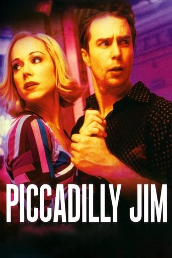 Poster of Piccadilly Jim