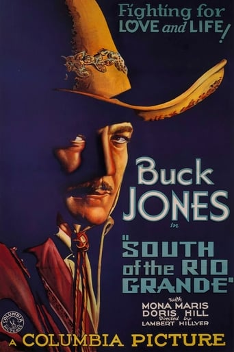 Poster of South of the Rio Grande