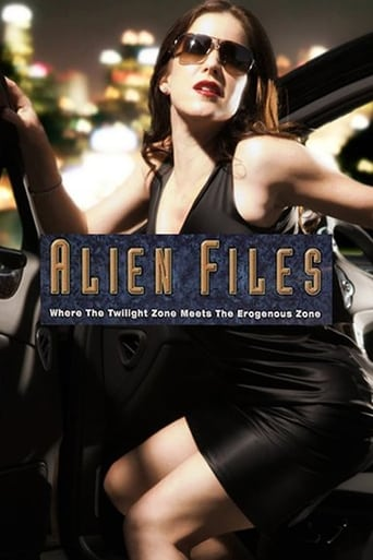 Poster of Sex Files: Alien Erotica II