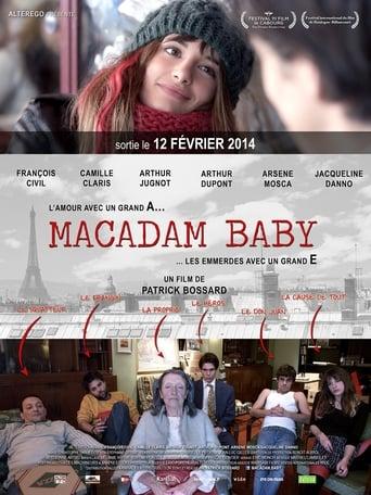 Poster of Macadam Baby