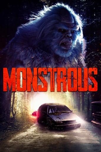 Poster Monstrous