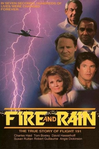 Poster of Fire and Rain